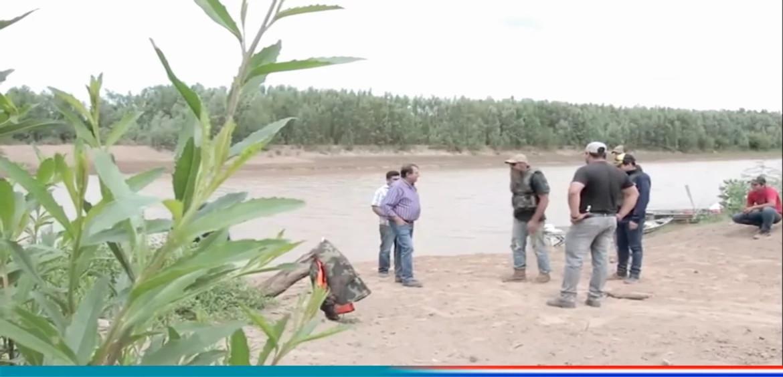 Expedición Río Pilcomayo.