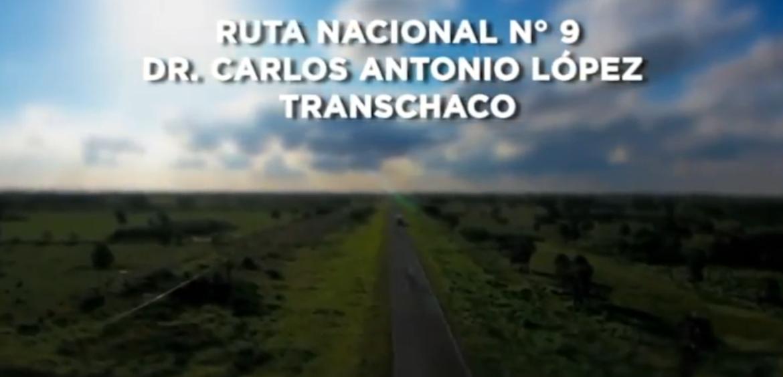 REHABILITACION DE LA RUTA DR. CARLOS ANTONIO LOPEZ.